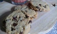Cookies Praliné et Chocolat