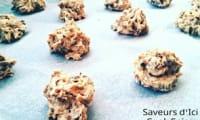 Véritable Cookies Chocolat Raisin Praliné
