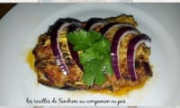 Courgettes farcies et gratinées express au thon et à la tomate