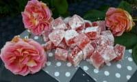 Loukoums à la rose
