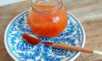 Confiture d'abricots et carottes