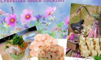 Crevettes cocktail en verrines