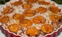 Gâteau d'abricots et d'amandes