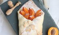 Enveloppes d'abricots lavande et zeste de citron