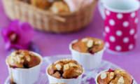 Muffins moelleux aux mûres