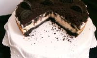 Cheesecake aux Oreos
