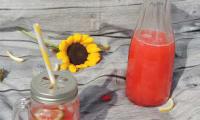 Citronnades, orangeade