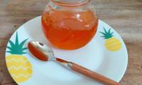 Confiture d'oranges, carottes et 4 épices