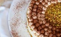 Tiramisu à la pistache