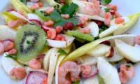 Salade d'endives super vitaminée