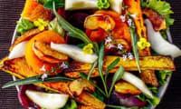 Salade automnale au potimarron