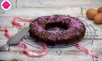 Angel cake au chocolat