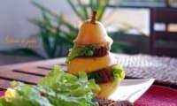 Salade poire salée