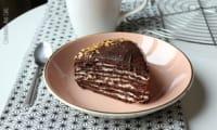 Spartak cake chocolaté