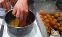 Sucre cuit, caramel de Lenôtre