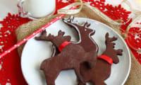 Mes petits rennes de Noël au cacao