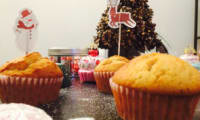 Muffins au thé de Noël