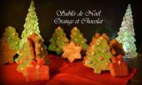 Sablés de Noël Orange & Chocolat