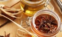 Miel infusé aux épices