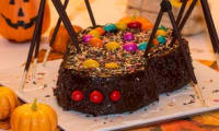 Lala, l'araignée d'Halloween