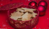 Sablés aux épices de Noël