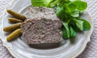 Terrine de porc aux orties