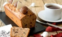 Cake aux marrons glacés
