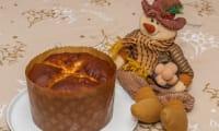 Panettone au citron et au cédrat