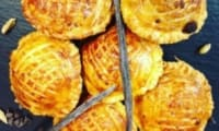 Les galettes frangipane choco vanille individuelle