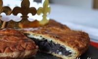 Galette des rois chocolat et fruit de la passion