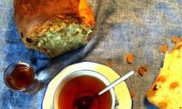 Brioche rhum raisins