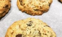 Cookies Multigrain de Moko Hiramaya