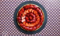 Tarte aux fraises parfaite et gourmande