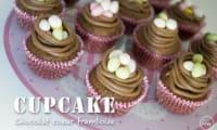 Cupcake Chocolat Framboise