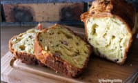 Cake aux restes de raclette