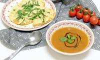 La soupe à la tomate