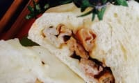 Baozi au poulet
