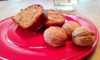 Pain d'épices moelleux aux noix de pécan