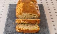 Gâteau du matin kiwis amandes