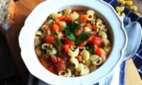 Minestrone d'hiver aux petits légumes