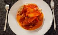 Fenouil braisé à la tomate