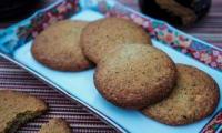 Cookies au chocolat blanc et au thé vert