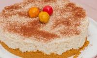 Gâteau de riz au Mascarpone