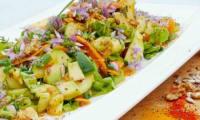 Ma salade « vitalité » aux 2 textures
