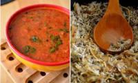 Kosheri de Yotam Ottolenghi et sa sauce tomate