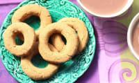 Pemoles: biscuits mexicains au café