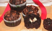 Muffins chocolat comme au Starbuck