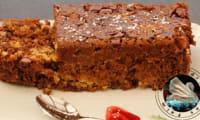 Cake Stracciatella au micro-onde en vidéo