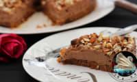 Cheesecake au Nutella sans cuisson en vidéo