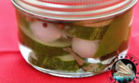 Cornichons au vinaigre